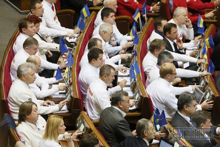 Рада вернется к вопросу Тимошенко