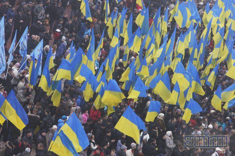Анти-Майдан под Радой может стать бессрочным