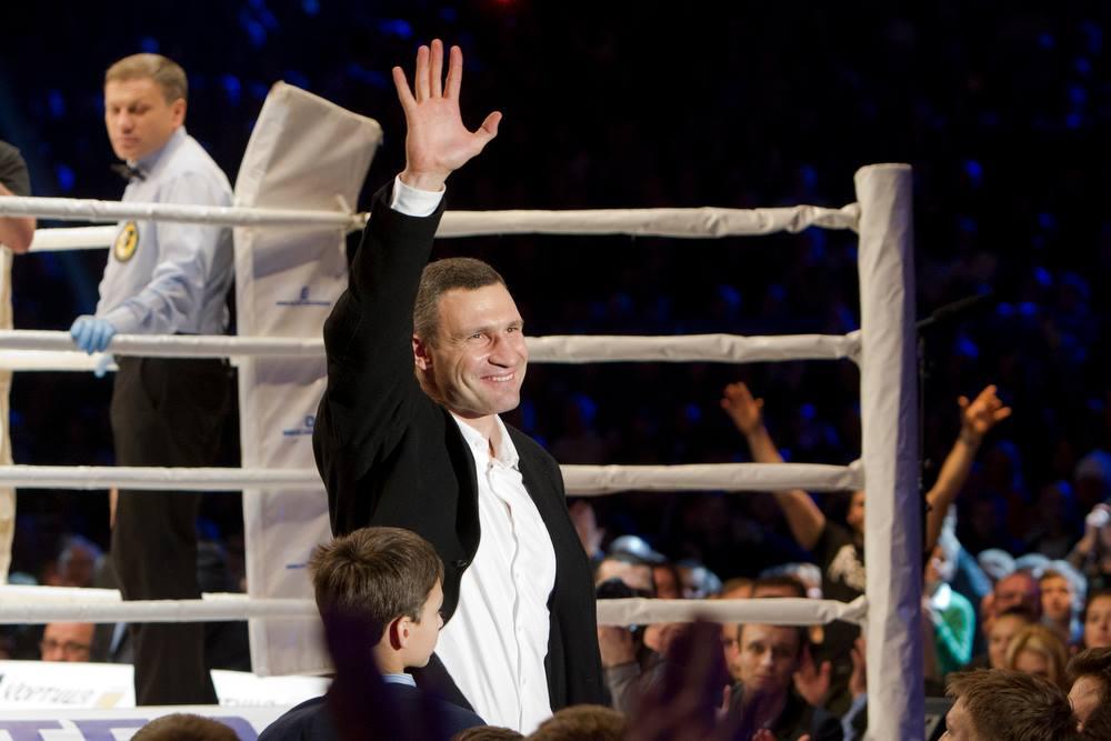 Виталий Кличко объявил о завершении карьеры