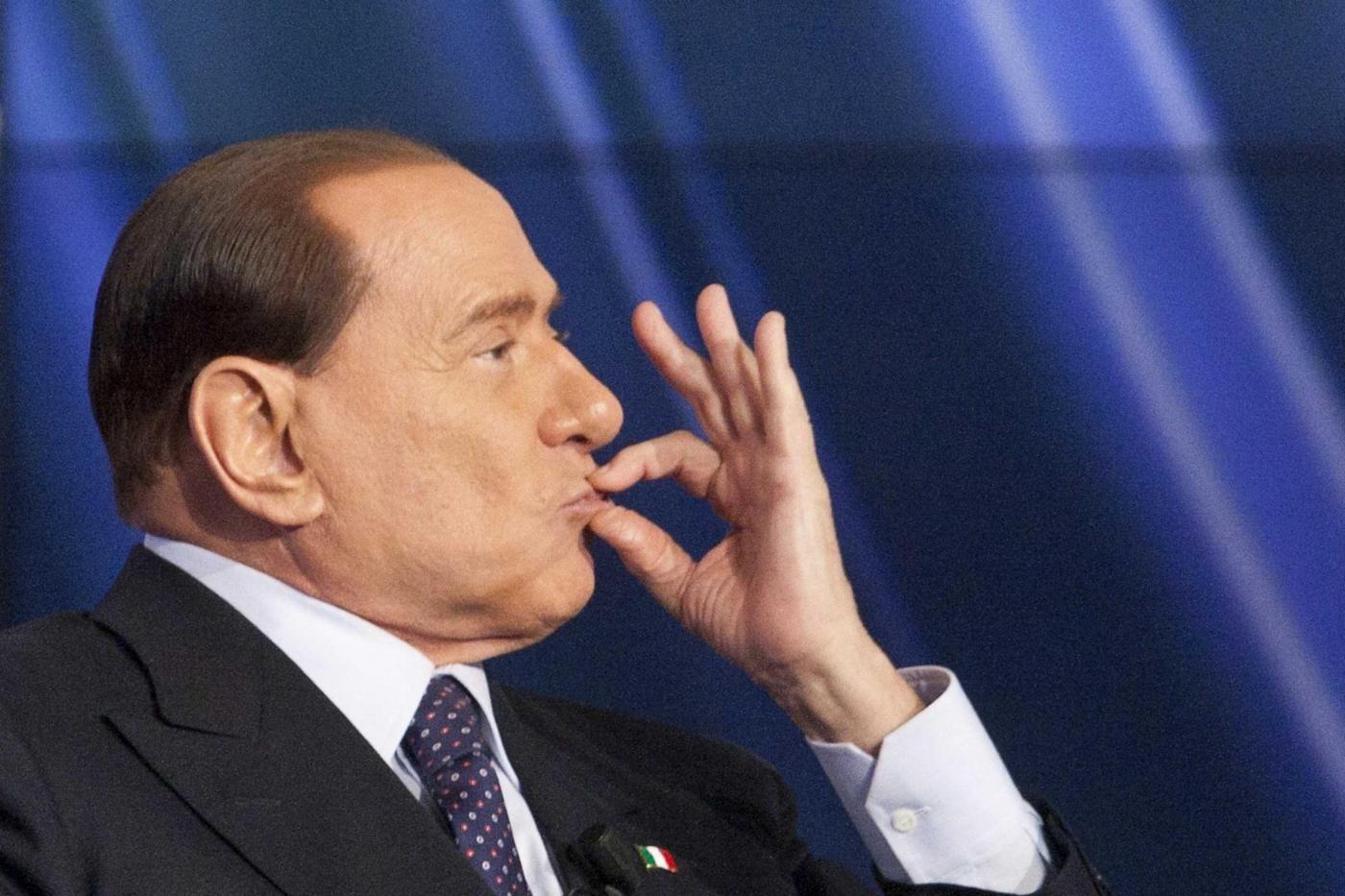 Сильвио Берлускони рассказал о поездке в Крым