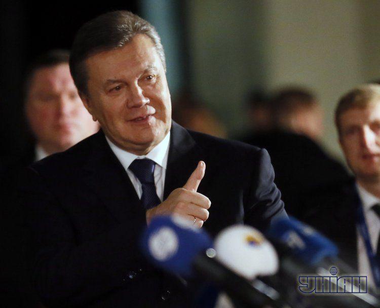 Янукович в Вильнюсе убеждал: