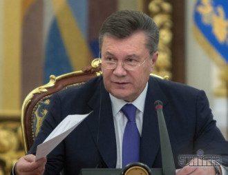 США больше не считают Януковича президентом
