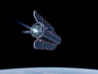 / путник GOCE (European Space Agency)