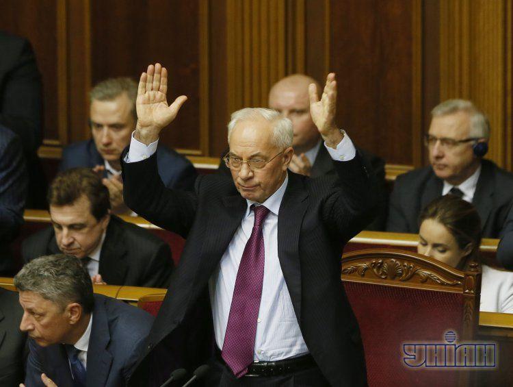 Николай Азаров, скорее всего, останется в кресле
