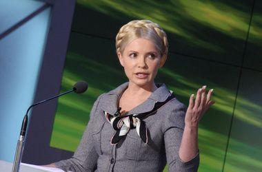 Тимошенко предложила оппозиции план действий