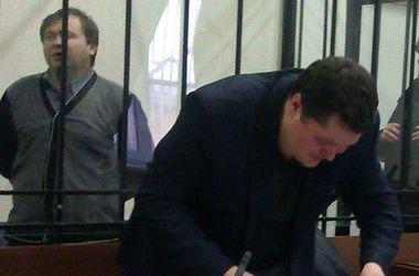 Дзиндзьо выпускают на поруки. Фото из зала суда