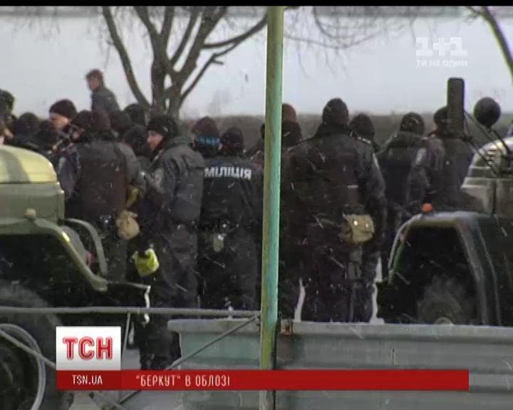 Спецназ в Василькове