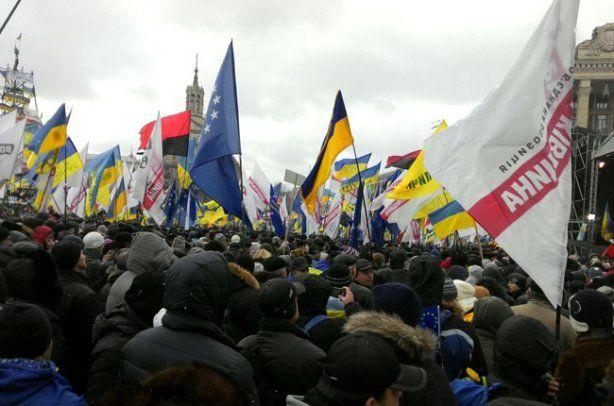 Евромайдан должен продолжаться, считают США