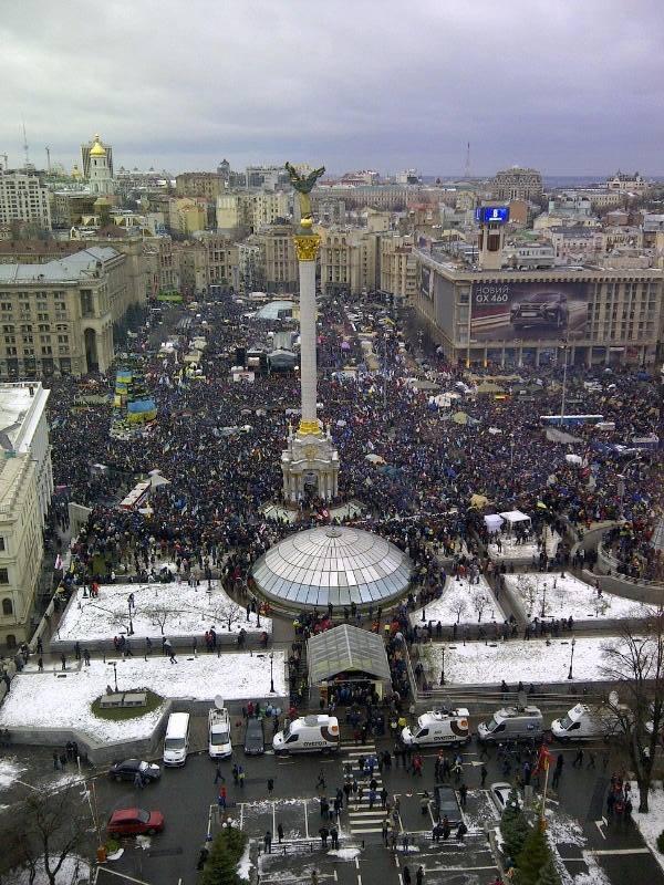 В оппозиции заявляют о провокациях против участников протестов
