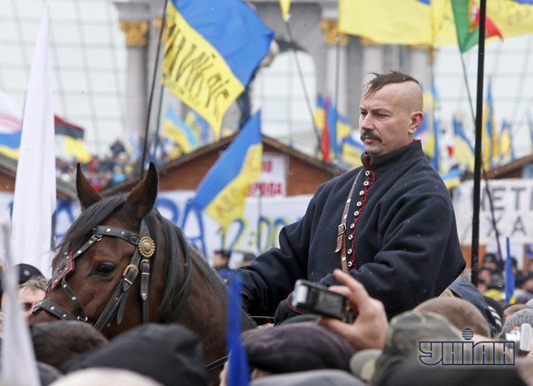 Марш миллиона украинцев