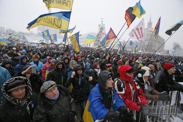 Народ Украины возглавил рейтинг самых влиятельных украинцев