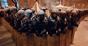 На Майдане ждут