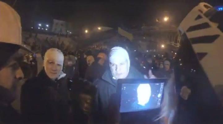 Евромайдан в Киеве продолжается: главные подробности и события