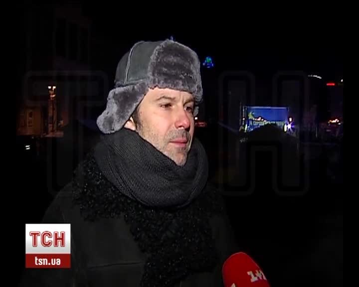 Вакарчук на Евромайдане