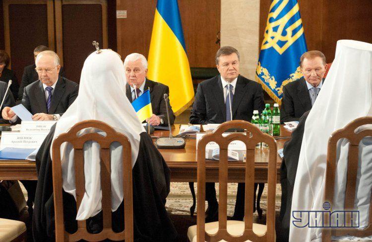 Круглый стол с участием президента