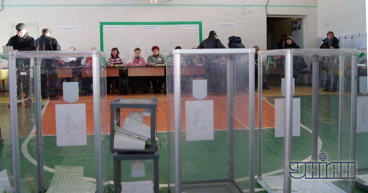 Перевыборы на 132-м округе в Первомайске