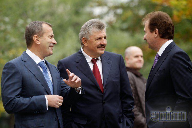 Андрей Клюев, Владимир Сивкович и Александр Попов