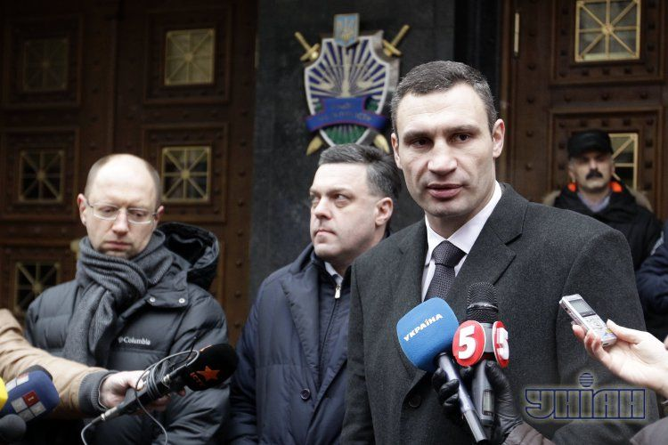 Лидерам оппозиции выдвинули ультиматум