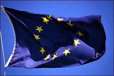 Флаг Евросоюза, иллюстрация
