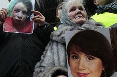 Митинг в поддержку Татьяны Чорновол