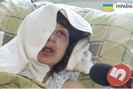 Татьяна Чорновол в больнице, 26 декабря