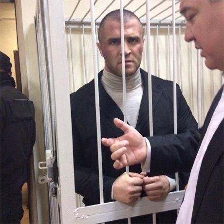 Андрей Насиковский на суде
