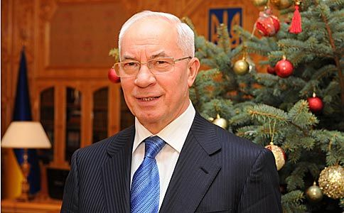 премьер-министр Николай Азаров