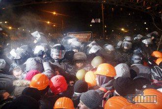Евромайдан уже пережил несколько попыток разгона