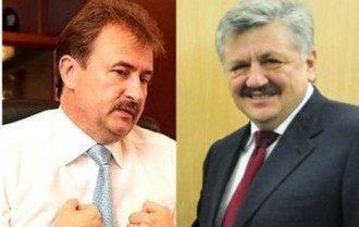 Александр Попов и Владимир Сивкович