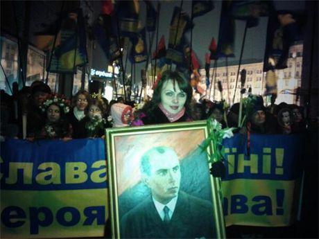В Киеве формируется колонна на Михайловскую площадь
