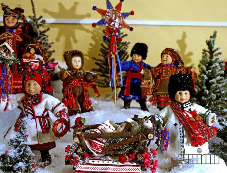 нормальные колядки на русском колядки для детей на рождество