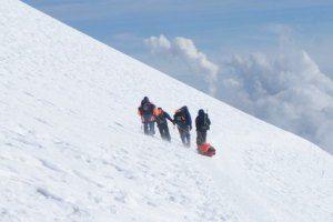 При восхождении на Монблан погиб украинский альпинист