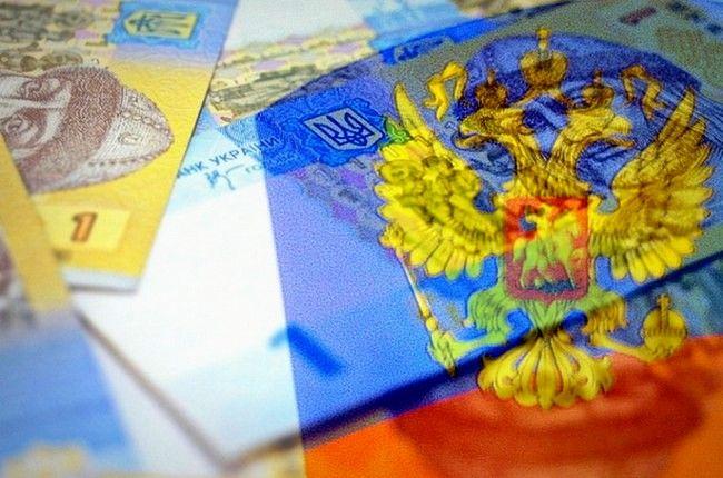 Украинские деньги утекают в Россию
