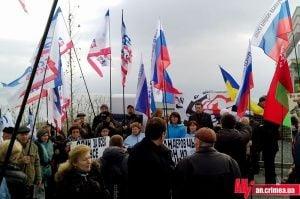 Противостояние возле дачи Киселева