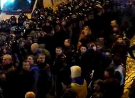 Блокирование Киево-Святошинского райсуда