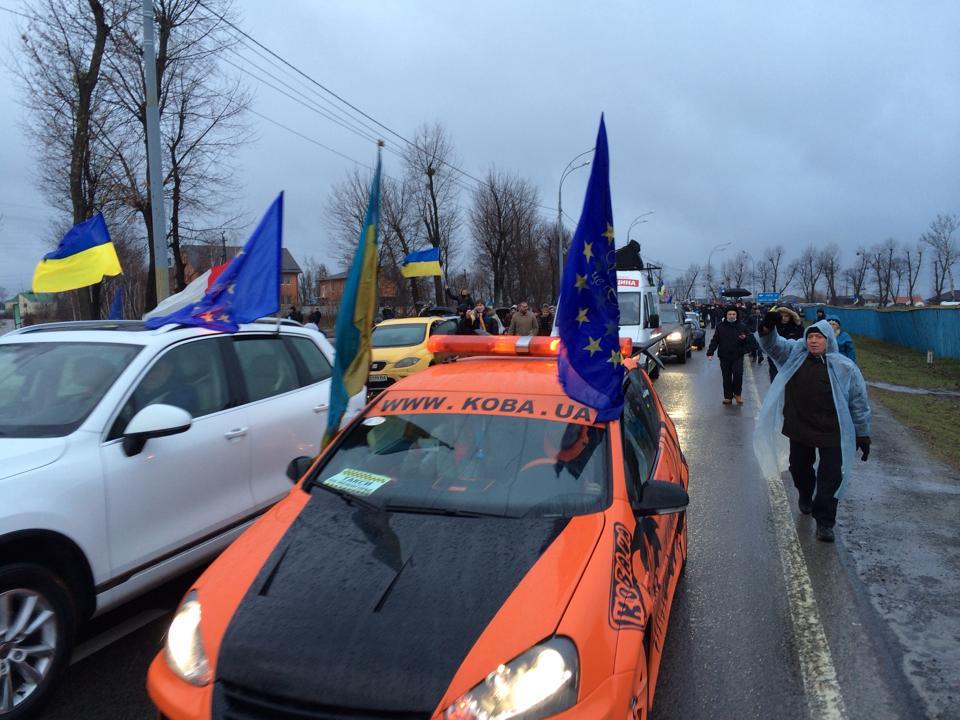 Автомайдан пригрозил провокаторам жесткими мерами