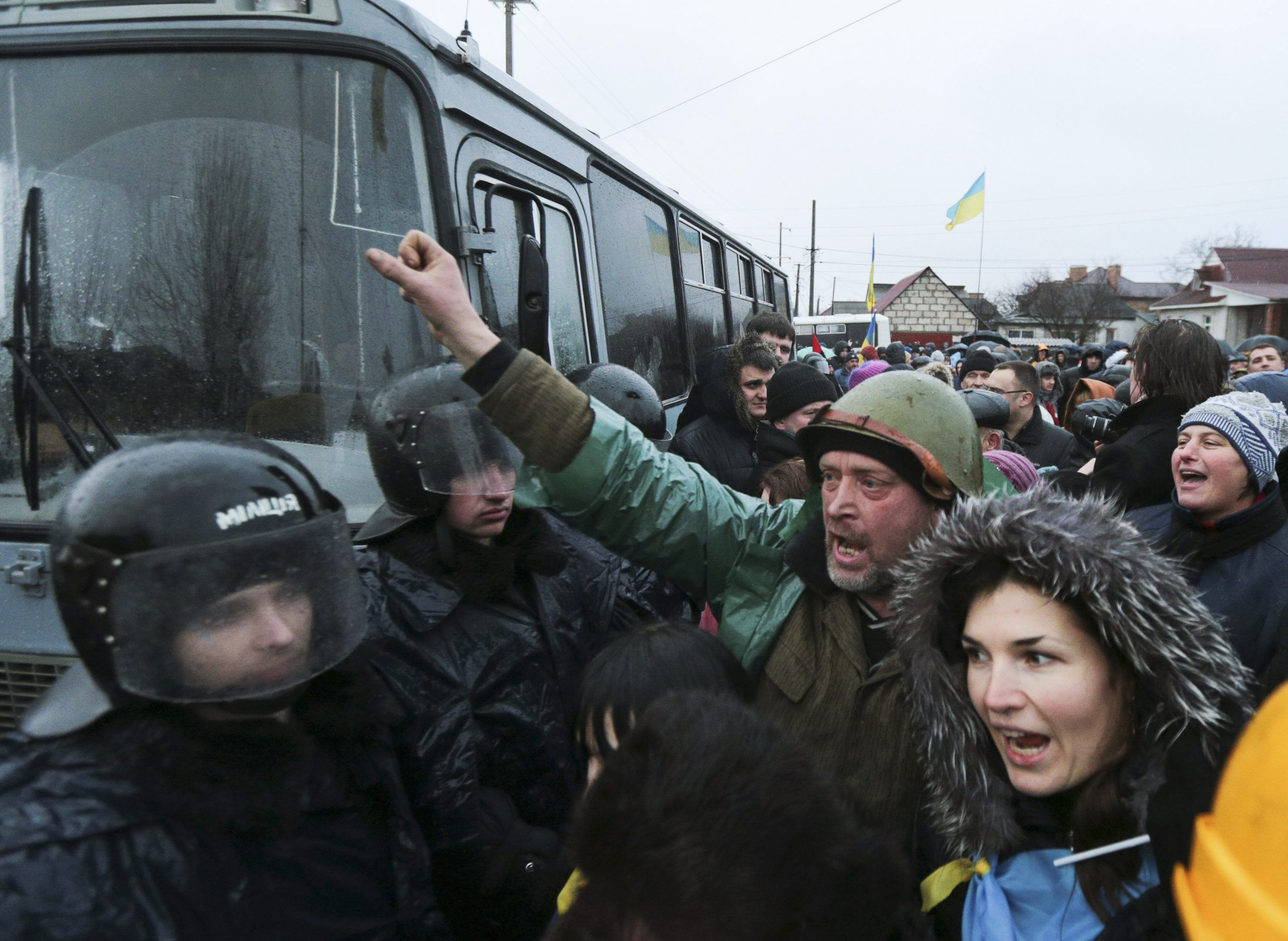 Акция Автомайдана