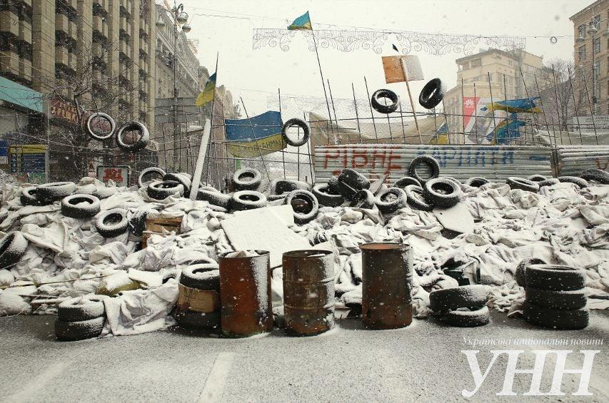 Евромайдан объявил мобилизацию добровольцев