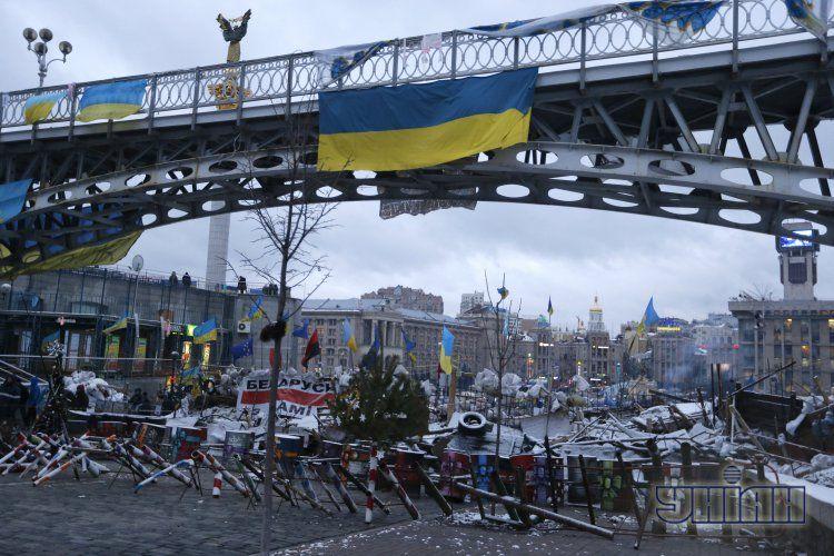 Майдан готовится к новому штурму