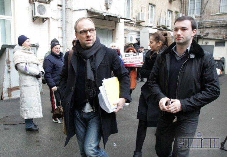Сергей Власенко в Печерском суде
