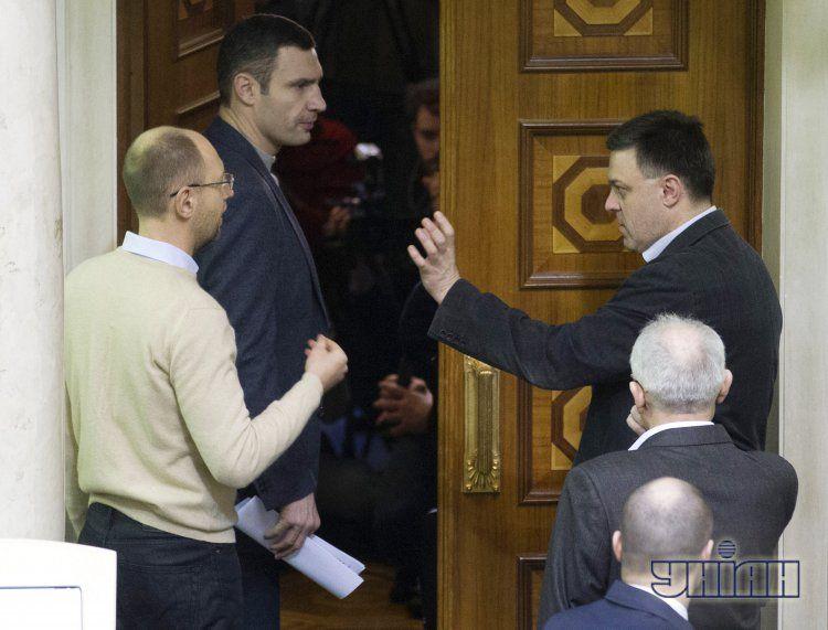 Янукович и оппозиция встретятся в 17:30