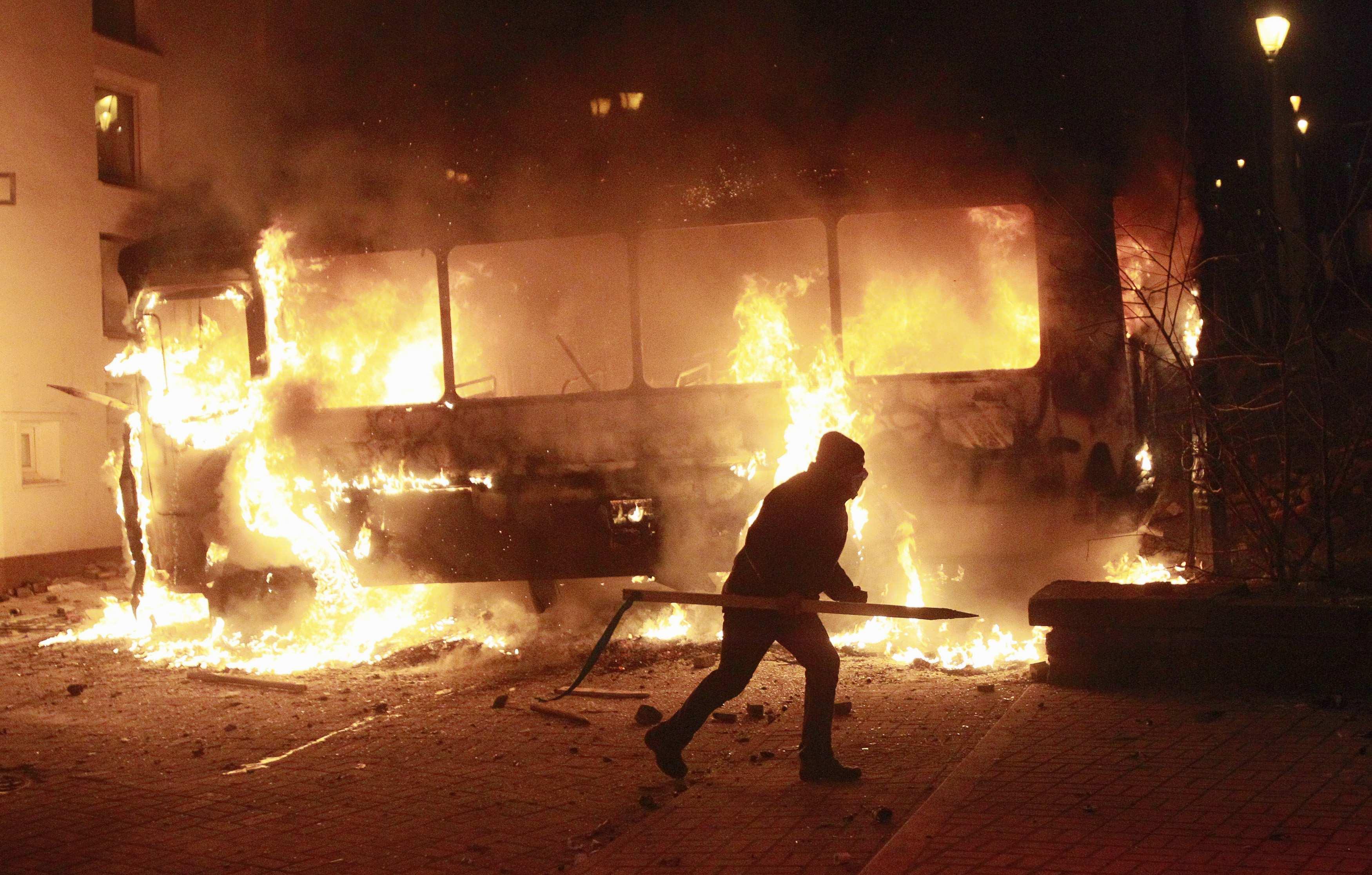 Расследование преступлений на Майдане затягивается