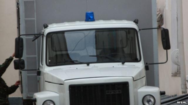 В Киеве поймали арестованного, сбежавшего из автозака