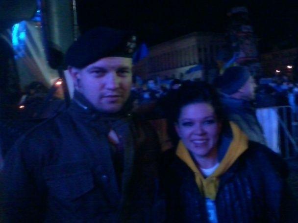 Жизневский и Руслана