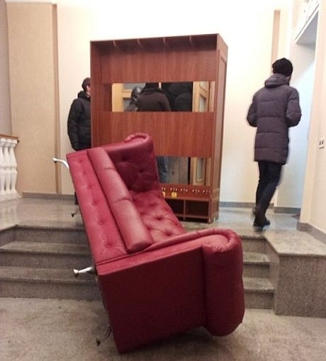 Мебель Черкасской ОГА
