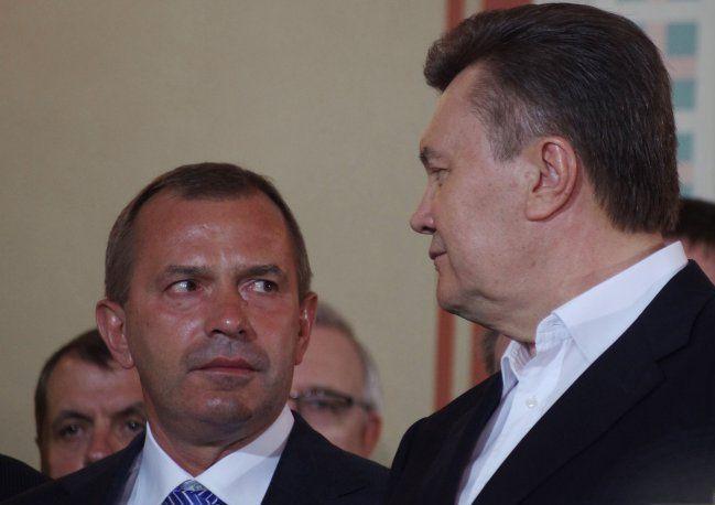 Клюев, Янукович 2