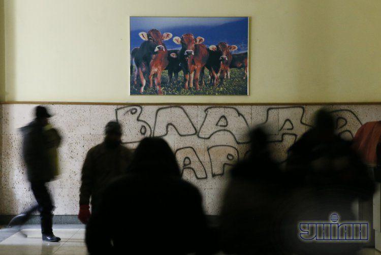 В коридорах министерства
