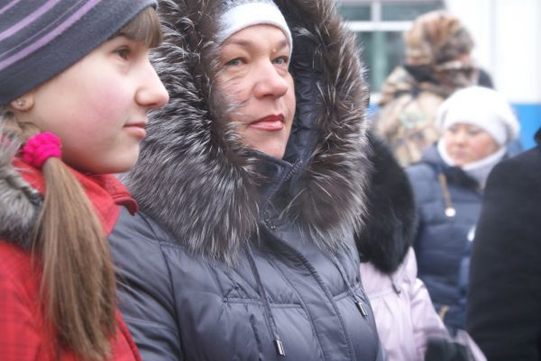 В Виннице митингующие захватили обладминистрацию