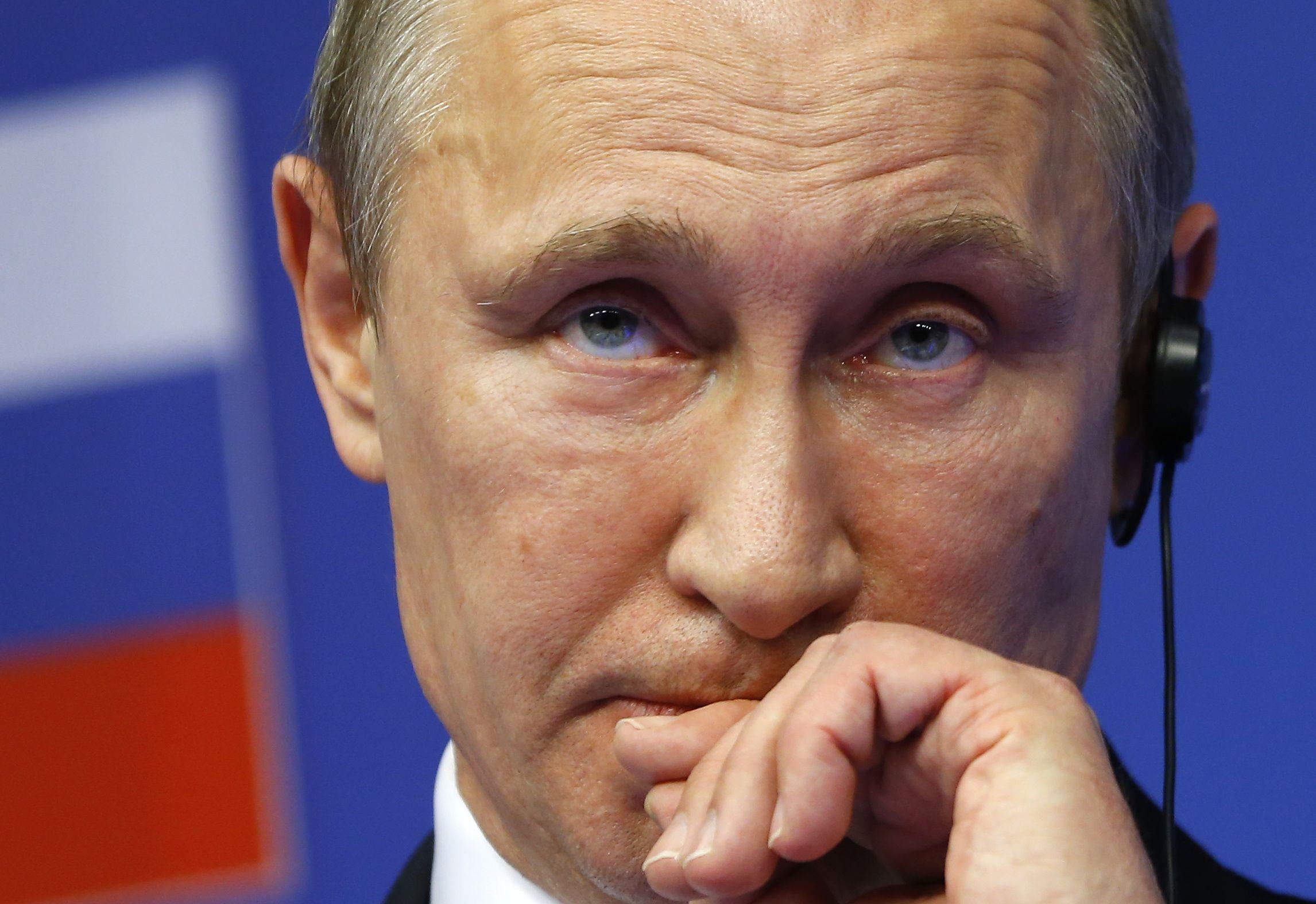 Владимиру Путину предрекают свержение с