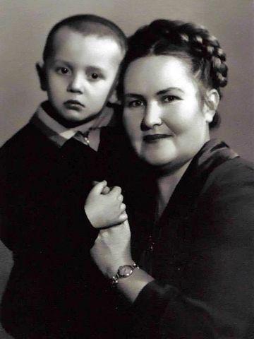 Фото из домашнего архива Леонида Черновецкого